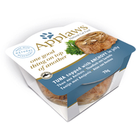 Applaws Layer Tuna & Anchovy Adult Cat Food 70g x 12