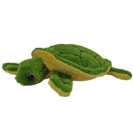 Fluff & Tuff Shelley Turtle Dog Toy