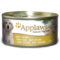 Applaws Chicken Tin Puppy Food 95g x 12