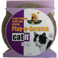 Catit Play N Scratch Cat Toy Replacement Pad