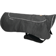 Ruffwear Aira Rain Coat Grey Dog Jacket Small