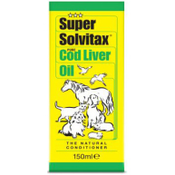 Super Solvitax Pure Cod Liver Oil  150ml