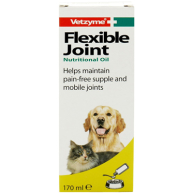 Vetzyme Flexible Joint Oil