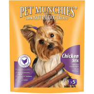 Pet Munchies Stix Dog Treats Chicken 50g