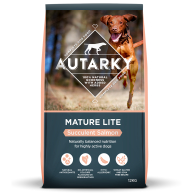 Autarky Salmon Mature Lite Adult Dog Food 12kg