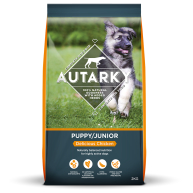 Autarky Chicken Junior Puppy Food 12kg x 2