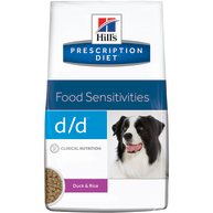 Hills Prescription Diet Canine DD Duck & Rice