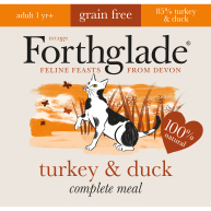 Forthglade Complete Turkey & Duck for Cats