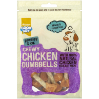 Good Boy Pawsley & Co Chicken Dumbells  100g