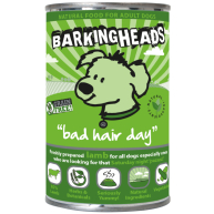 Barking Heads Bad Hair Day Adult Dog Food 400g x 6