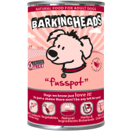 Barking Heads Fusspot Dog Food 400g x 6