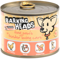 Barking Heads Tiny Paws Tender Loving Care Wet Dog Food