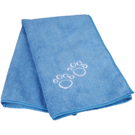 Trixie Microfibre Towel Blue