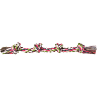 Trixie Denta Fun Knotted Playing Rope Dog Toy 54cm