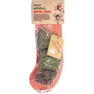 Rosewood Naturals Christmas Small Pet Stocking