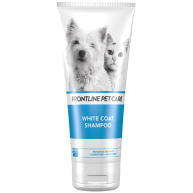 Frontline Pet Care White Coat Dog & Cat Shampoo