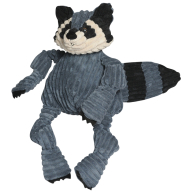 Hugglehounds Knottie Raccoon Dog Toy