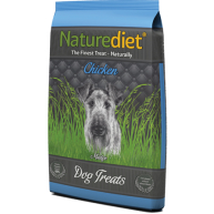 Naturediet Dog Treats 150g Chicken