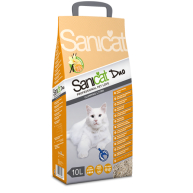 Sanicat Duo Cat Litter 10l