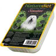 Naturediet Grain Free Sensitive Salmon & White Fish Dog Food