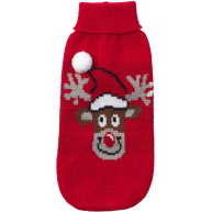 House of Paws Rudolph Christmas Dog Jumper