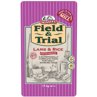 Skinners Field & Trial Lamb & Rice Adult Dog Food 15kg
