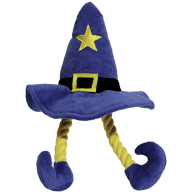Rosewood Wizard Hat Dog Toy