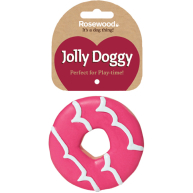 Rosewood Party Ring Biscuit Dog Toy