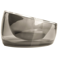 Fellipet Oblik Superb Dog & Cat Bowl Smoke