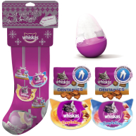 Whiskas Christmas Stocking Cat Treats