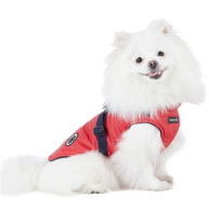 Puppia Mountaineer Dog Harness Coat Red