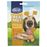 HiLife Treat Me Chicken Dumbbells Dog Treats