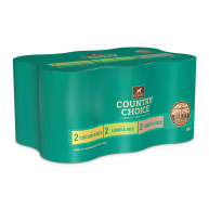 Gelert Country Choice Puppy Variety in Jelly Puppy Food 395g x 6