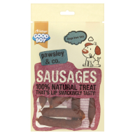 Good Boy Pawsley & Co Sausages 110g