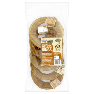 Good Boy Rawhide Ring Dog Chew 15cm Diameter x 5, 750g
