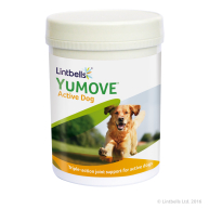 Yumove Active Dog Joint Support x 60