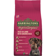 Harringtons Hypoallergenic Lamb & Brown Rice Dog Food