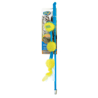 Cosmic Catnip Refillable Wand Balls Cat Toy