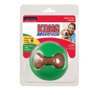 Kong Marathon Ball Dog Toy