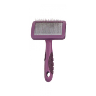 Rosewood Soft Protection Grooming Slicker Brush Small