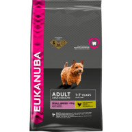 Eukanuba Chicken Small Breed Adult Dog Food 12kg