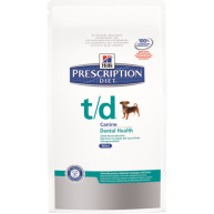 Hills Prescription Diet Canine TD Mini