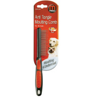 Mikki Anti Tangle Dog & Cat Comb Moulting
