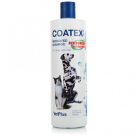 Coatex Medicated Shampoo 500ml
