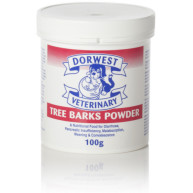 Dorwest Veterinary Tree Barks Powder 100g