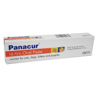Panacur Worming Paste for Cats & Dogs 5g NFA-DC