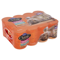 Butchers Classic Cat Variety Pack Cat Food 400g x 12