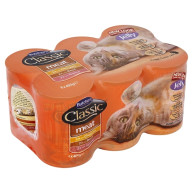 Butchers Classic Cat Meat Variety Cat Food 400g x 6