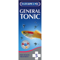Interpet Liquisil General Fish Water Treatment