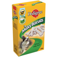 Pedigree Milky Biscuits Adult Dog Treat 350g